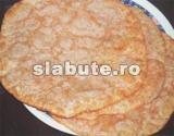 Poza aliment (Indice Glicemic si Incarcatura Glicemica) Lipie