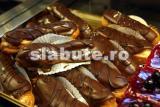 Poza (imaginea) pentru calorii Ecler cu ciocolata