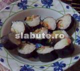 Poza (imaginea) puncte Weight Watchers Sushi a la Slabuta
