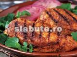 Poza (imaginea) pentru calorii Piept de pui la gratar