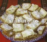 Poza (imaginea) pentru calorii Prajitura cu mere, de casa