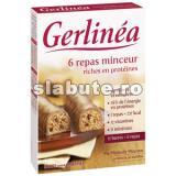 Poza (imaginea) pentru calorii Batoane dietetice cu ciocolata si caramel, Gerlinea