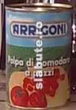 Imagine Pulpa de rosii taiate cubulete, Arrigoni