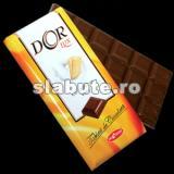 Poza (imaginea) pentru calorii Tableta de ciocolata cu lapte si vafe, Dor Lux, Bucuria