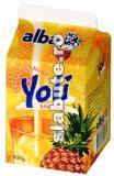 Imagine Desert de iaurt Yoli - ananas, Alba
