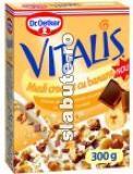 Imagine Cereale Musli crocant cu banane, Vitalis, Dr. Oetker