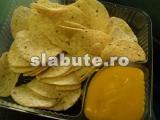 Poza (imaginea) pentru calorii Nachos cu cascaval