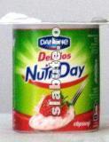 Imagine Iaurt cu capsuni, 2.3% grasime, Delicios Nutriday, Danone