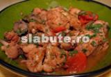 Poza aliment (Indice Glicemic si Incarcatura Glicemica) Mancare de conopida cu rosii a la Anqutz