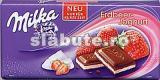 Imagine Ciocolata cu iaurt si capsuni, Milka