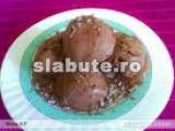 Poza aliment (Indice Glicemic si Incarcatura Glicemica) Inghetata cacao de casa