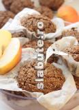 Poza (imaginea) pentru calorii Briose cu ovaz si mere