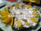 Poza (imaginea) pentru calorii Tarta cu mere si frisca light
