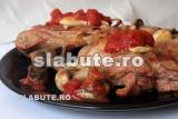 Poza (imaginea) pentru calorii Pulpe de curcan marinate, la cuptor
