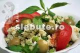 Poza (imaginea) pentru calorii Salata de couscous cu menta Slabuta