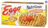 Poza aliment (Indice Glicemic si Incarcatura Glicemica) Vafe integrale, Eggo