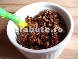 Poza (imaginea) pentru calorii Cereale musli crocante cu stafide