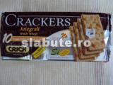 Poza (imaginea) pentru calorii Crackers Integrali, Crich