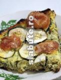 "Poza (imaginea) pentru calorii Placinta cu zucchini ""Slabuta"""