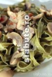 """Poza (imaginea) pentru calorii Tagliatelle cu ciuperci marinate """"Slabuta"""""""
