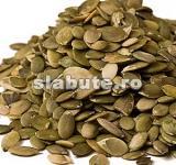 Poza aliment (Indice Glicemic si Incarcatura Glicemica) Seminte de dovleac, crude, nesarate