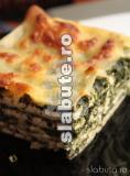 """Poza (imaginea) pentru calorii Lasagne cu spanac si urda """"Slabuta"""""""