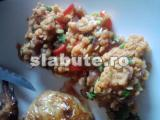 Poza aliment (Indice Glicemic si Incarcatura Glicemica) Mancare de linte rosie