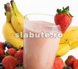 Poza (imaginea) pentru calorii Smoothie raw cu fructe de padure