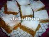 Poza (imaginea) pentru calorii Prajitura cu mere