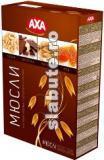 Imagine Musli crocante cu sirop de miere, ciocolata si alune, AXA