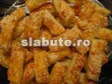 Poza (imaginea) pentru calorii Saleuri cu cascaval