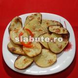 Poza (imaginea) pentru calorii Cartofi fripti pe tigaie fara ulei