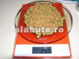 Poza aliment (Indice Glicemic si Incarcatura Glicemica) Mancare de mazare, Mihaela