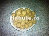 Poza (imaginea) pentru calorii Delicii cu urda, caise si migdale