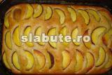 Poza (imaginea) pentru calorii Prajitura cu iaurt si piersici
