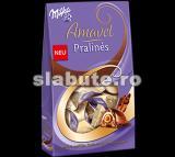 Poza aliment (Indice Glicemic si Incarcatura Glicemica) Praline de ciocolata Amavel, Milka