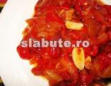 Poza aliment (Indice Glicemic si Incarcatura Glicemica) Mancarica de ardei, Mihanca