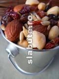 Poza (imaginea) pentru calorii Mix snack din: nuci, migdale, alune, stafide, goji, curmale, seminte