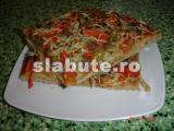Poza (imaginea) pentru calorii Pizza cu legume à la Elysée, Rina
