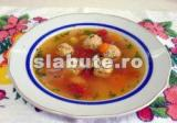 Poza (imaginea) pentru calorii Ciorba de perisoare fara orez by Tina