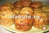 Poza (imaginea) pentru calorii Briose cu mere