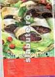 Poza aliment (Indice Glicemic si Incarcatura Glicemica) Strudel cu mac si cirese