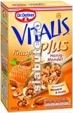 Poza (imaginea) pentru calorii Musli Vitalis Plus crocant cu miere si migdale, Dr. Oetker