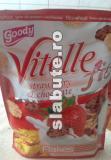 Poza (imaginea) pentru calorii Cereale cu capsuni si ciocolata, Goody, Lidl
