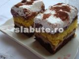 Poza (imaginea) pentru calorii Prajitura cu crema de nuci si visine