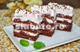 Poza (imaginea) pentru calorii Prajitura Deliciu cu cirese