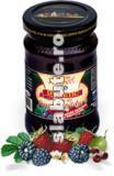 Imagine Gem fructe de padure dietetic cu indulcitor, Arovit