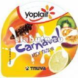 Imagine Iaurt Yoplait Carnaval Mix Papaya, Tnuva