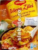 Imagine Maggi Ideea Zilei - Cartofi cu carne tocata la cuptor, Maggi